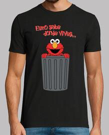 Elmo sabe donde vives
