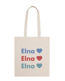 Elna Elne Gràcies - Totebag 100% cotó 3 colors