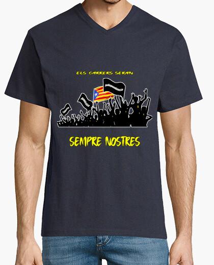 T-shirt els carrers sarà sempre nostro