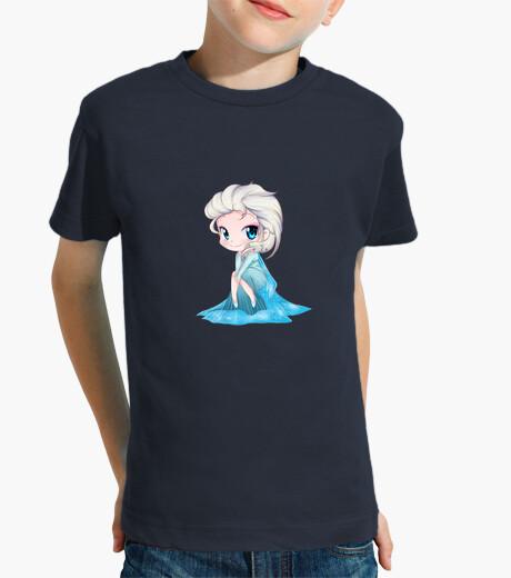 Ropa infantil Elsa cartoon