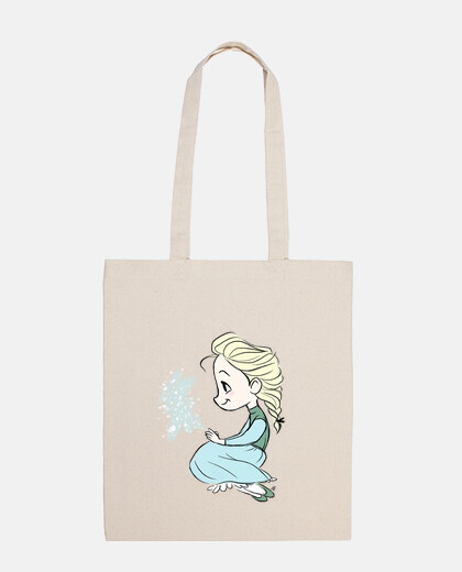 elsa frozen bag