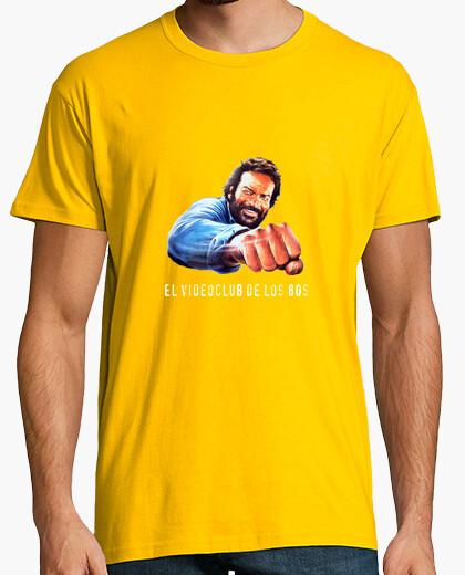 Camiseta Elvideoclubdelos80s - Bud