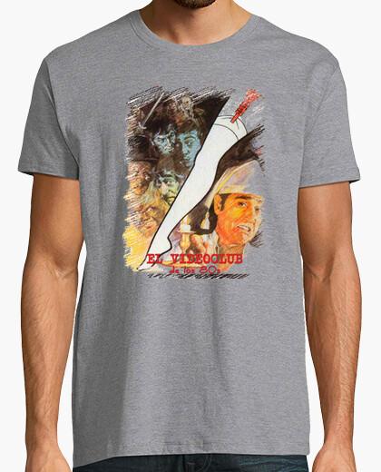Camiseta Elvideoclubdelos80s - Liguero