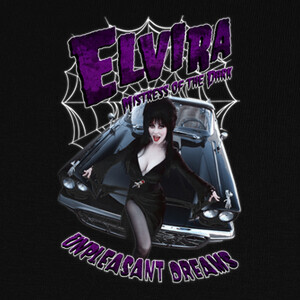 Camisetas Elvira - Mistress of the Dark
