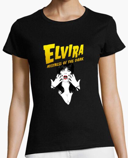 T-shirt elvira mistress of del dark