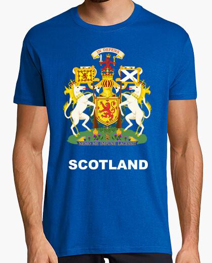 Camiseta Emblem of Scotland