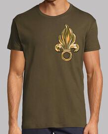 Emblema de la Legión Extranjera Francesa