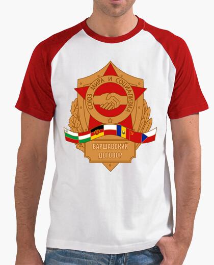 Camiseta Emblema del Pacto de Varsovia
