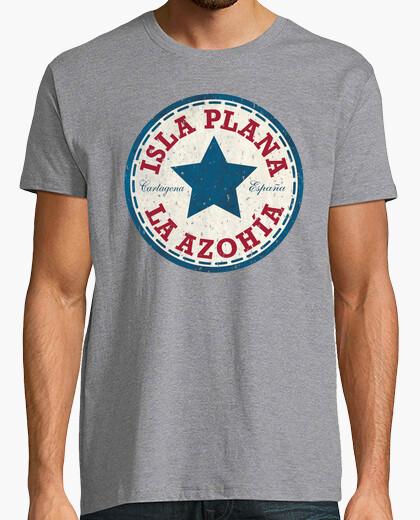 Camiseta Emblema Isla Plana y La Azohía