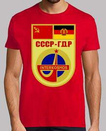 Emblema nave espacial Soyuz 31...