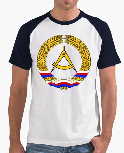 Camiseta Emblema RDA