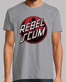 emblema ribelle (rosso)