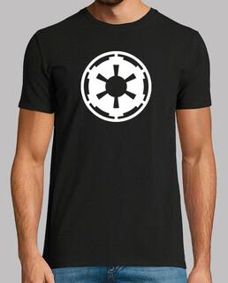 emblème blanc impérial