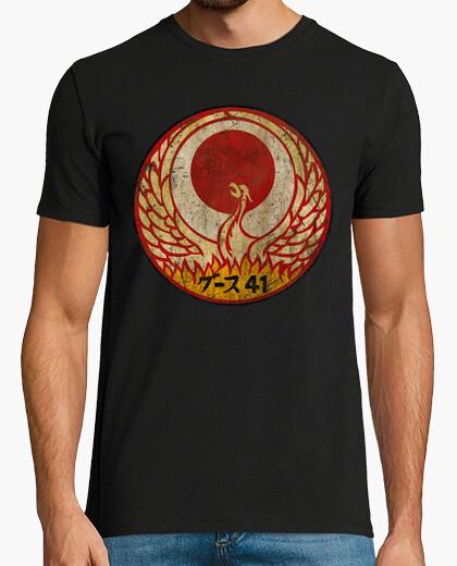 Tee-shirt emblème cru 41ème unité spéciale