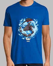 emblème de dragon