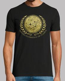 emblème de la galaxy - édition gold