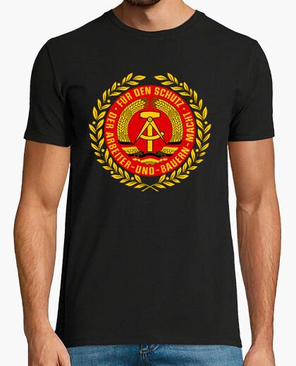 Tee-shirt Emblème RDA (2)