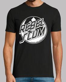 emblème rebelle (blanc)