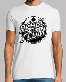 emblème rebelle (noir)