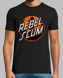 emblème rebelle (orange)