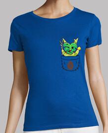 embolsar korok - camisa de la mujer