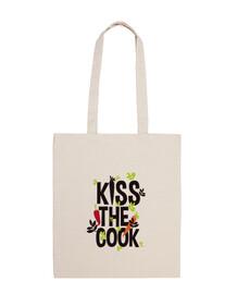 embrassez le cuisinier