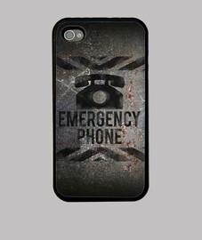 Emergencia Iphone