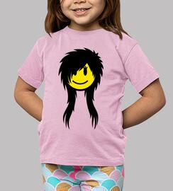Emo Smiley Girl