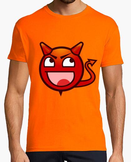 Camiseta Emoj-vil