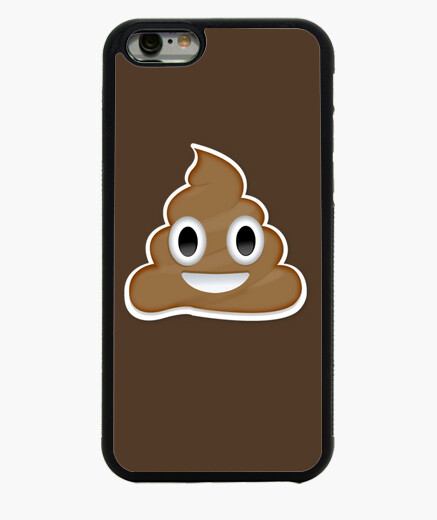 Funda iphone 6 emoji caca n 887132 fundas iphone latostadora - Personalizar funda iphone ...
