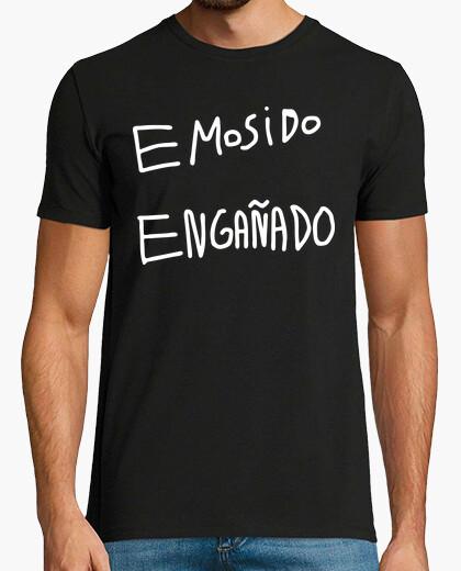 T-shirt emosido ingannato