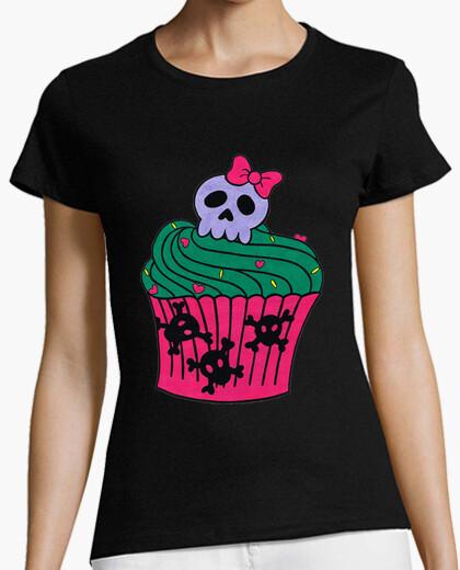 Camiseta empanada de cutie de la magdalena