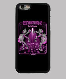 empire disco 1980 / scifi / atat / étuis pour téléphone