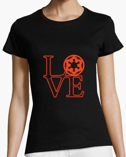 Camiseta Empire Love