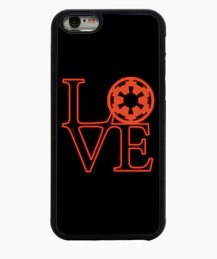 Funda iPhone 6 / 6S Empire Love