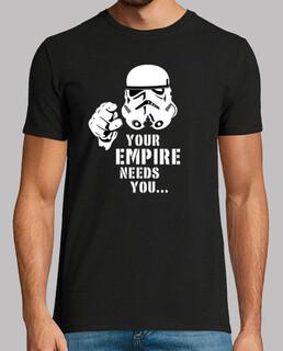 Empire needs you