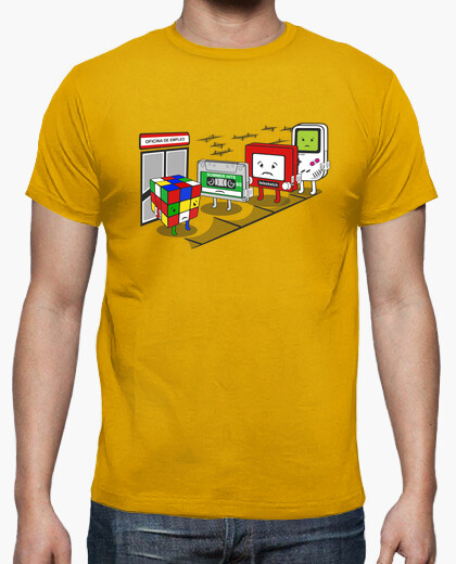 Employment office t-shirt