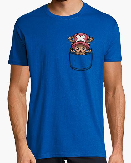 Tee-shirt empocher pirate médicale - shirt homme