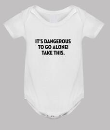 empollón bebé mono - friki