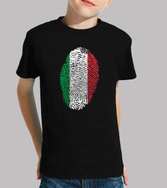 empreinte italie