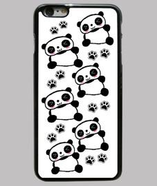 empreintes de panda