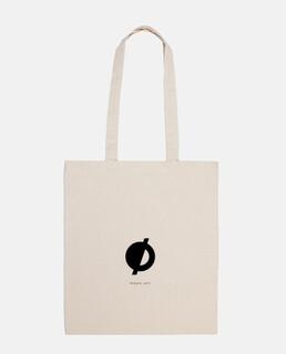 {empty set} - white bag