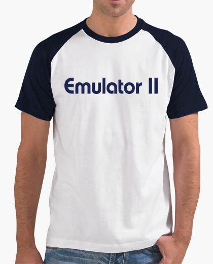 Camiseta Emulator II