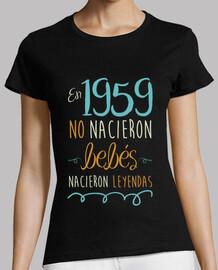 En 1959 No Nacieron Bebés, Nacieron Leyendas