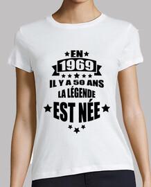 En 1969 il y a 50 ans la légende est né