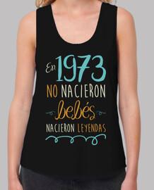 En 1973 No Nacieron Bebés, Nacieron Leyendas, 47 años