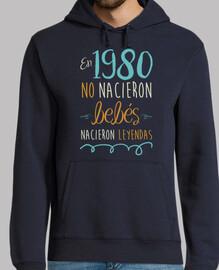 En 1980 No Nacieron Bebés, Nacieron Ley