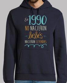 en 1990 aucun bébé n39est né aucune lég