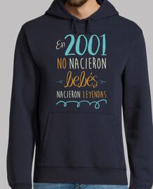 En 2001 No Nacieron Bebés, Nacieron Ley