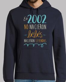 en 2002 aucun bébé n39est né aucune lég